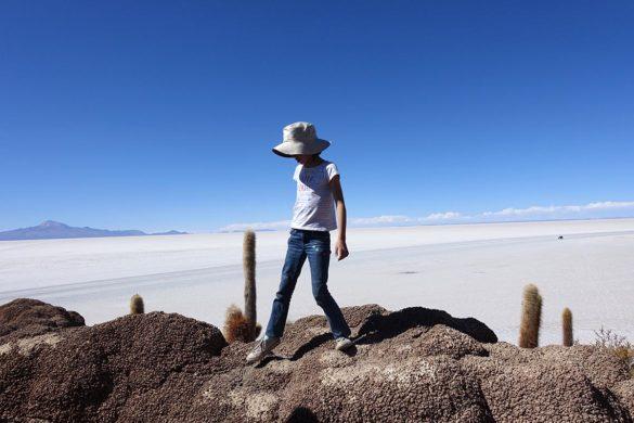 Carnet de voyage Bolivie (1ère partie): en Technicolor