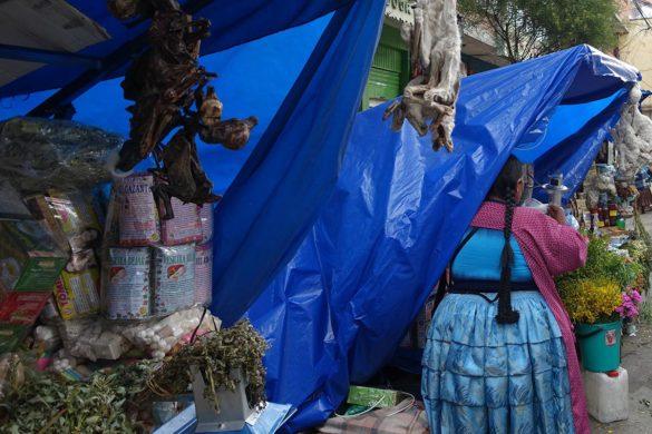 Carnet de voyage Bolivie (2ème partie): en Technicolor